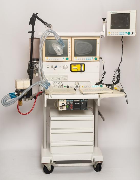 G.E Anesthetic machine Datex ohmeda Adu S5
