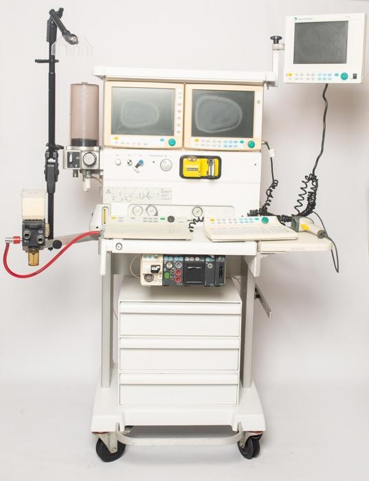 G.E Anesthetic machine Datex ohmeda Adu S5 1