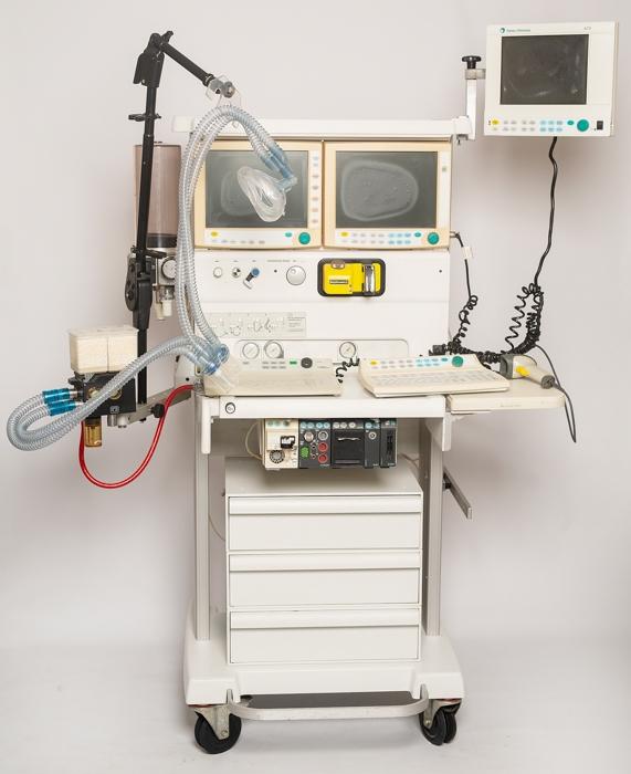 G.E Anesthetic machine Datex ohmeda Adu S5 2