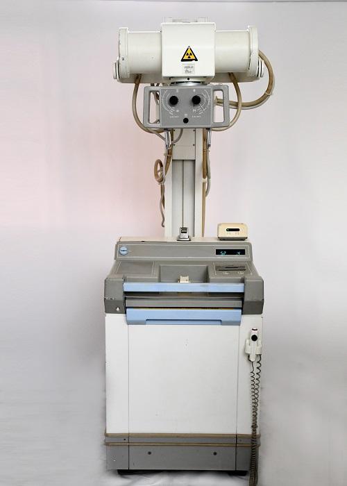 GE AMX 4 plus mobile X Ray Machine