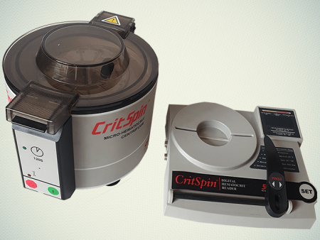 microhematocrit centrifuge with speed in Nigeria (Pre-owned) is a compact, quiet, economical microhematocrit system that provides accurate and complete cell packing in only two minutes