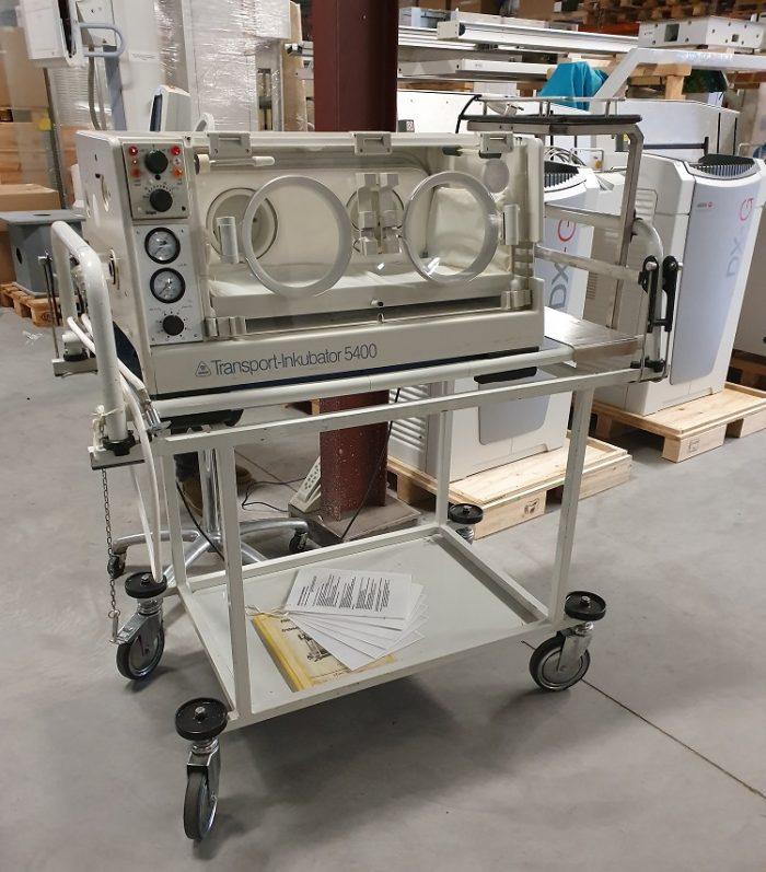 Mobile Baby Incubator