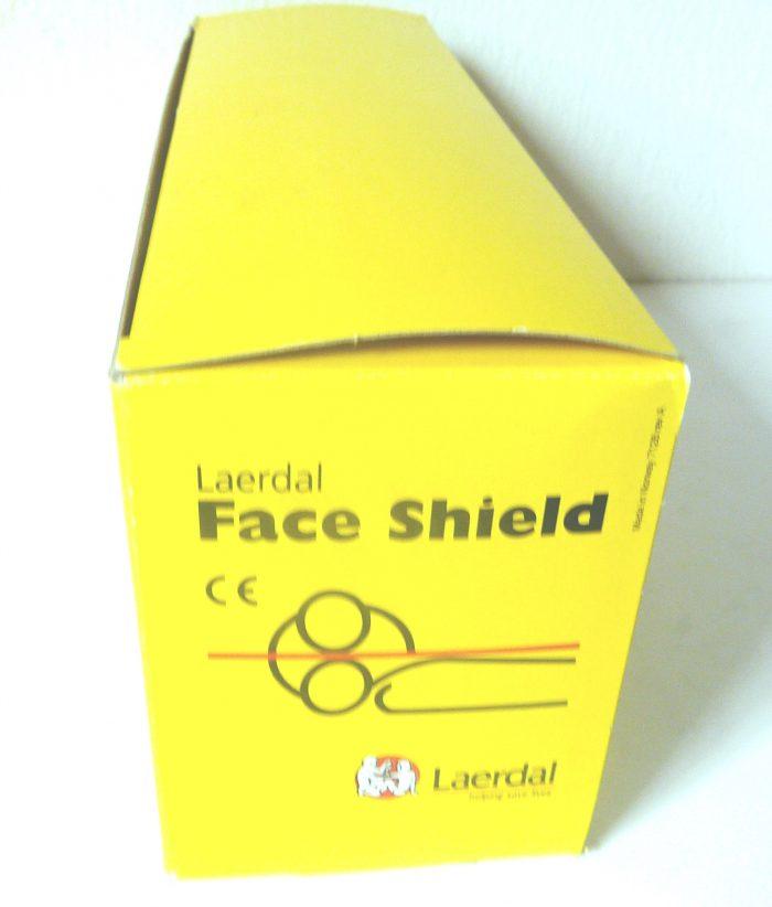 face shueld