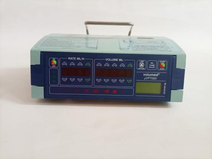 Vp 7000 syringe pump