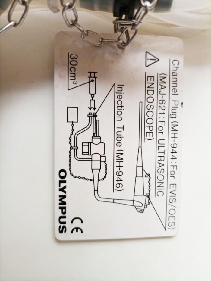OLYMPUS MAJ 621 Scope Accessories2
