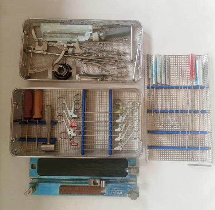 DePuy Synthes Mitek Graft Preparation System
