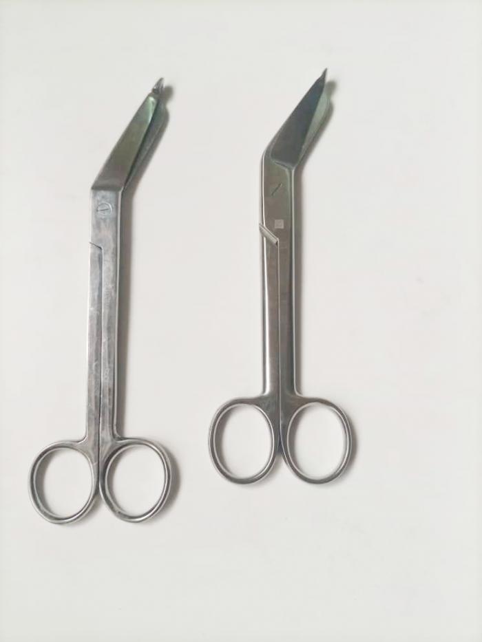 AESCULAP Bandage Scissors