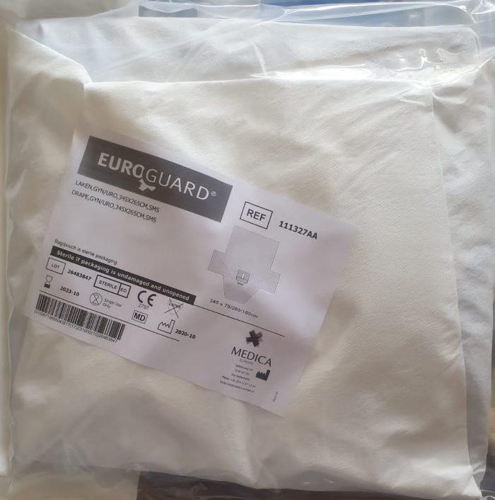 Euroguard Drape Pouch Gyn1