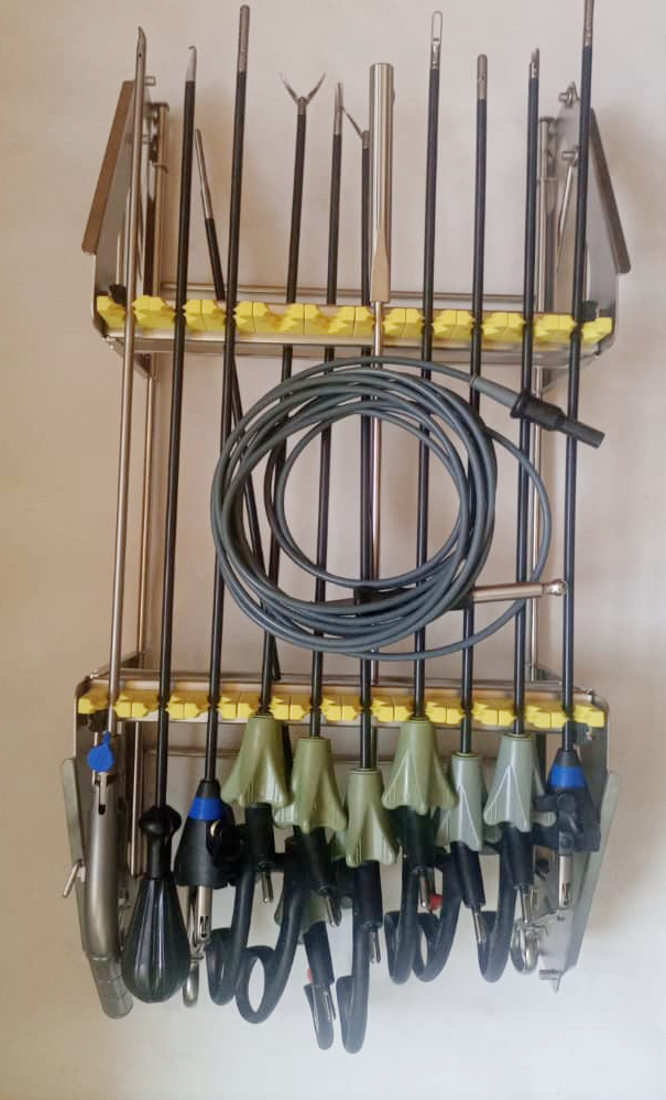 Laparoscopy Instrument Set2