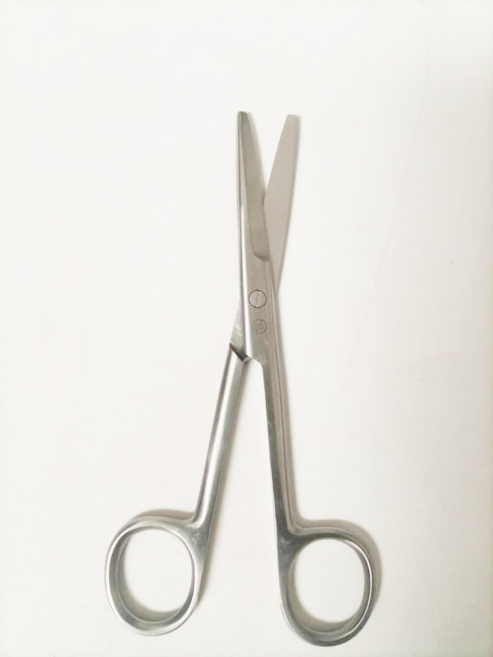 Mayo Scissors Straight