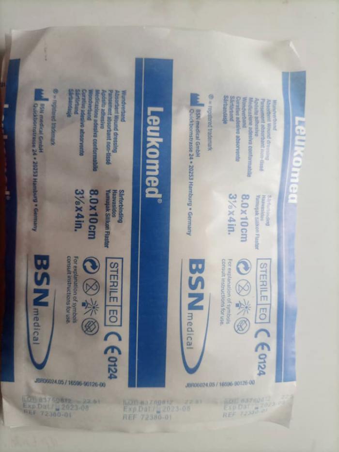 BSN Medical Leukomed 8 x 10 cm