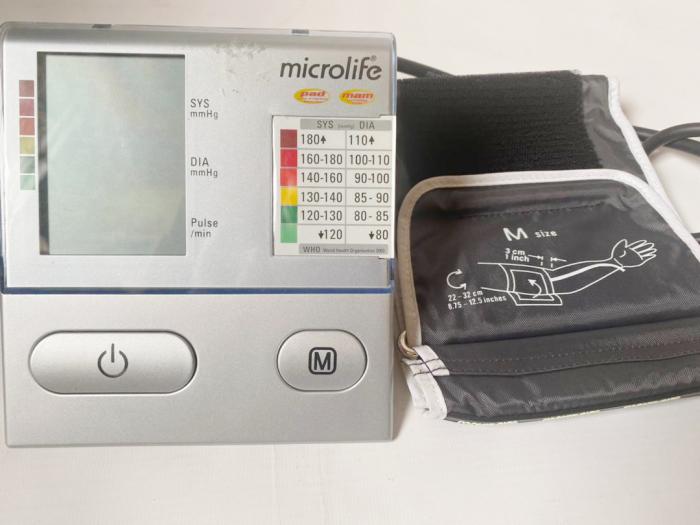 BP A100 Plus Blood Pressure Monitor
