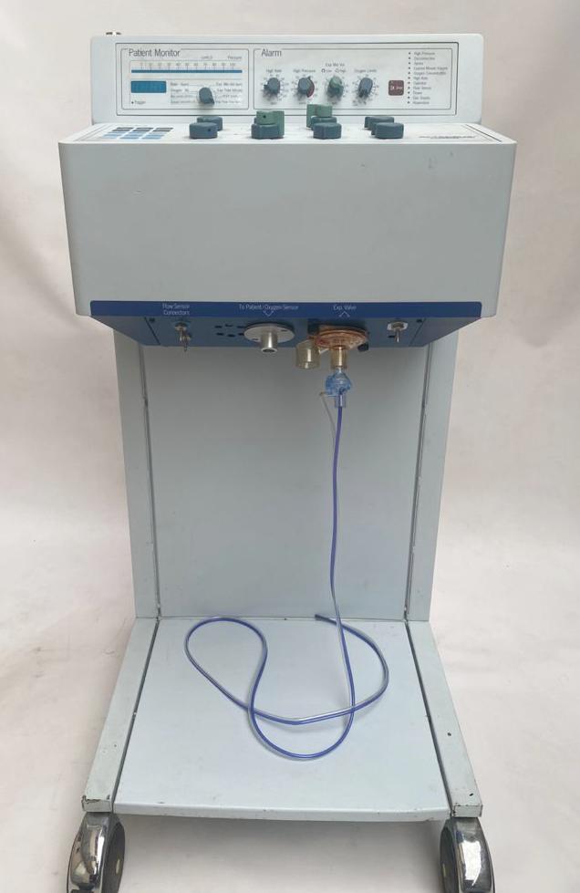 portable anaesthetic machine.1